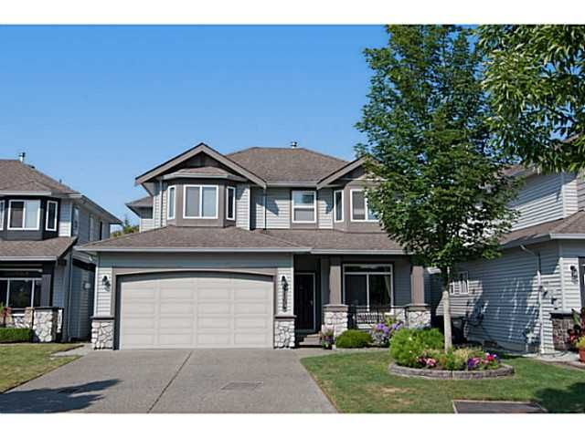 Main Photo: 1154 AMAZON ST in Port Coquitlam: Riverwood House for sale : MLS®# V1019260