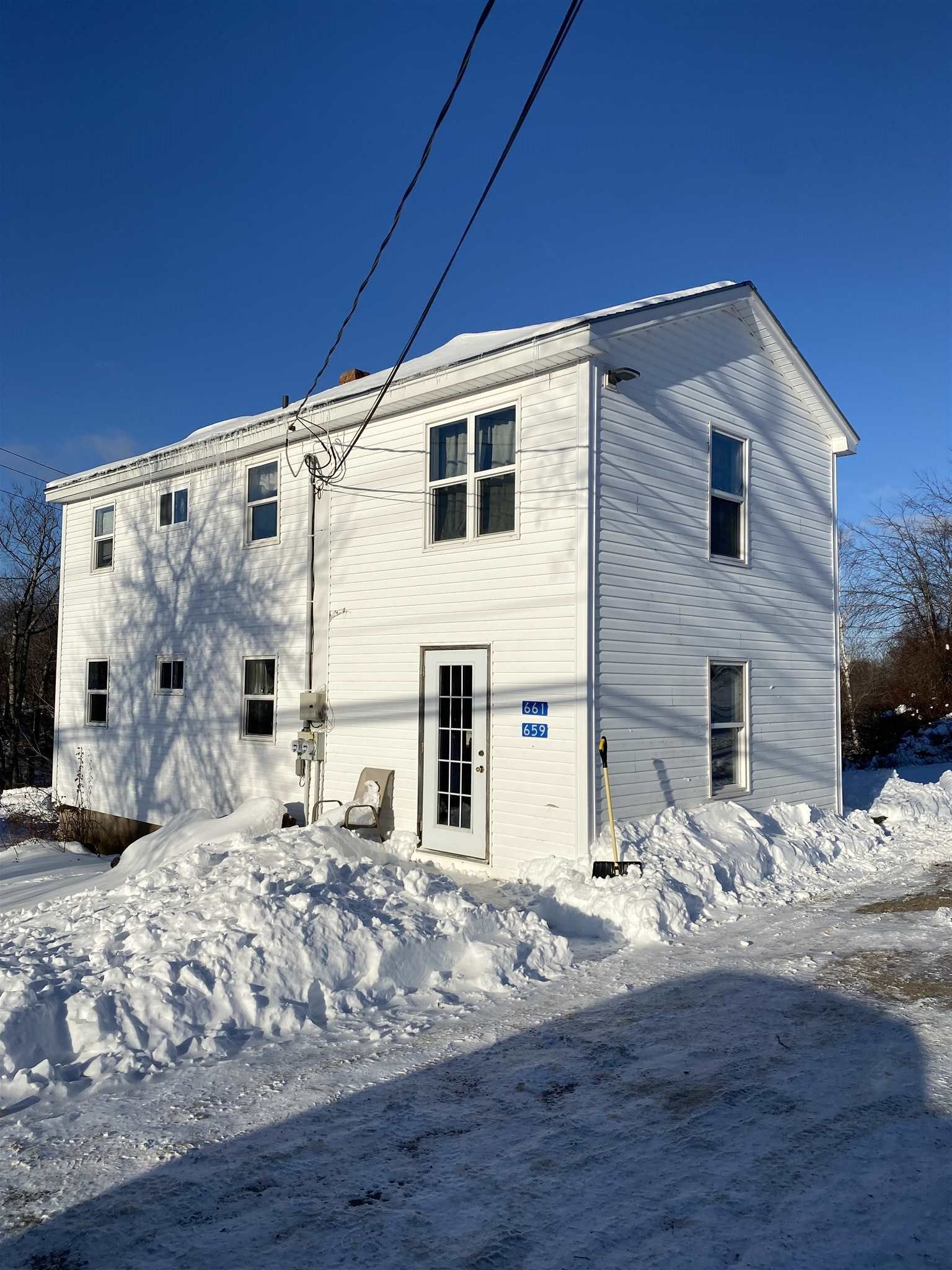 Main Photo: 659 & 661 Central Avenue in Greenwood: 404-Kings County Multi-Family for sale (Annapolis Valley)  : MLS®# 202102400