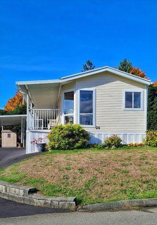 Photo 5: 24 4935 Broughton St in Port Alberni: PA Port Alberni Manufactured Home for sale : MLS®# 886107