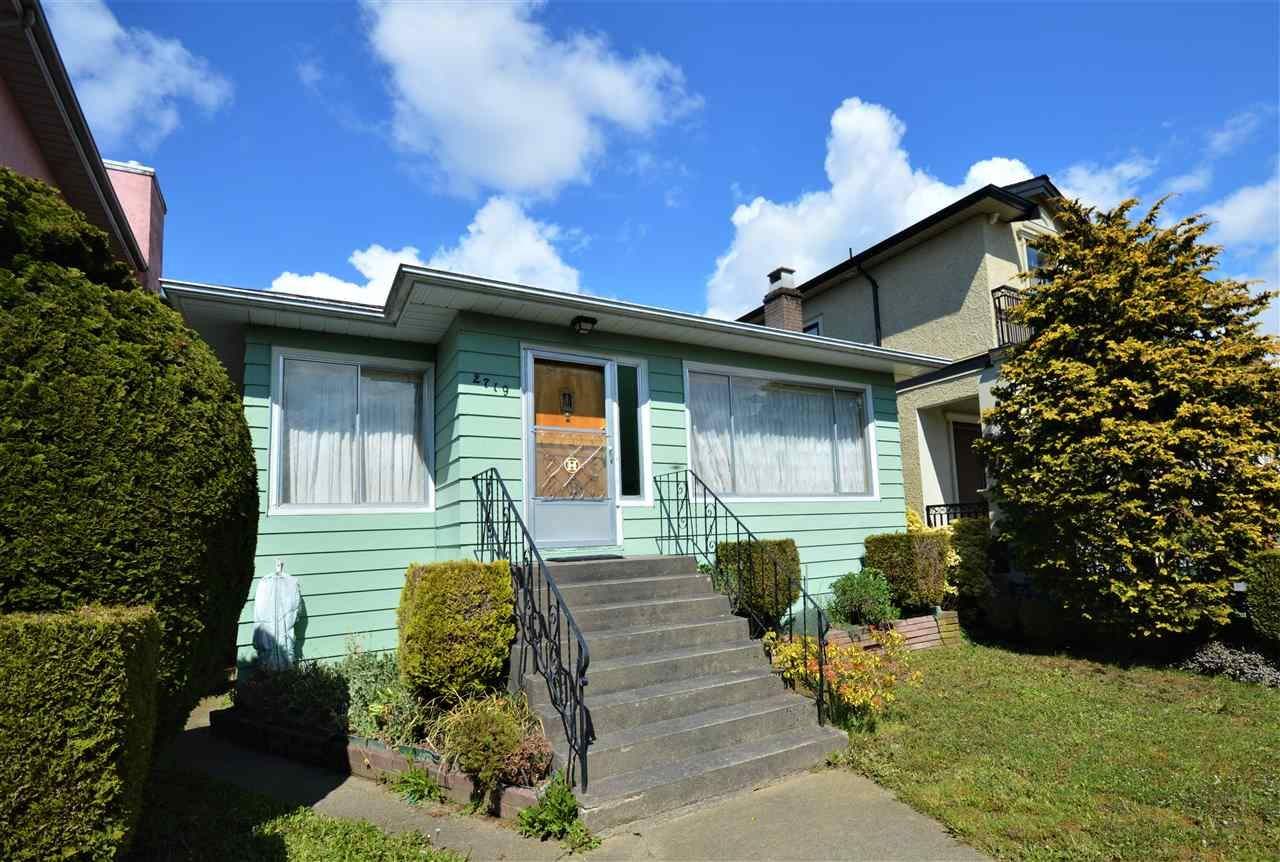 Main Photo: 2719 E 46TH Avenue in Vancouver: Killarney VE House for sale (Vancouver East)  : MLS®# R2571343