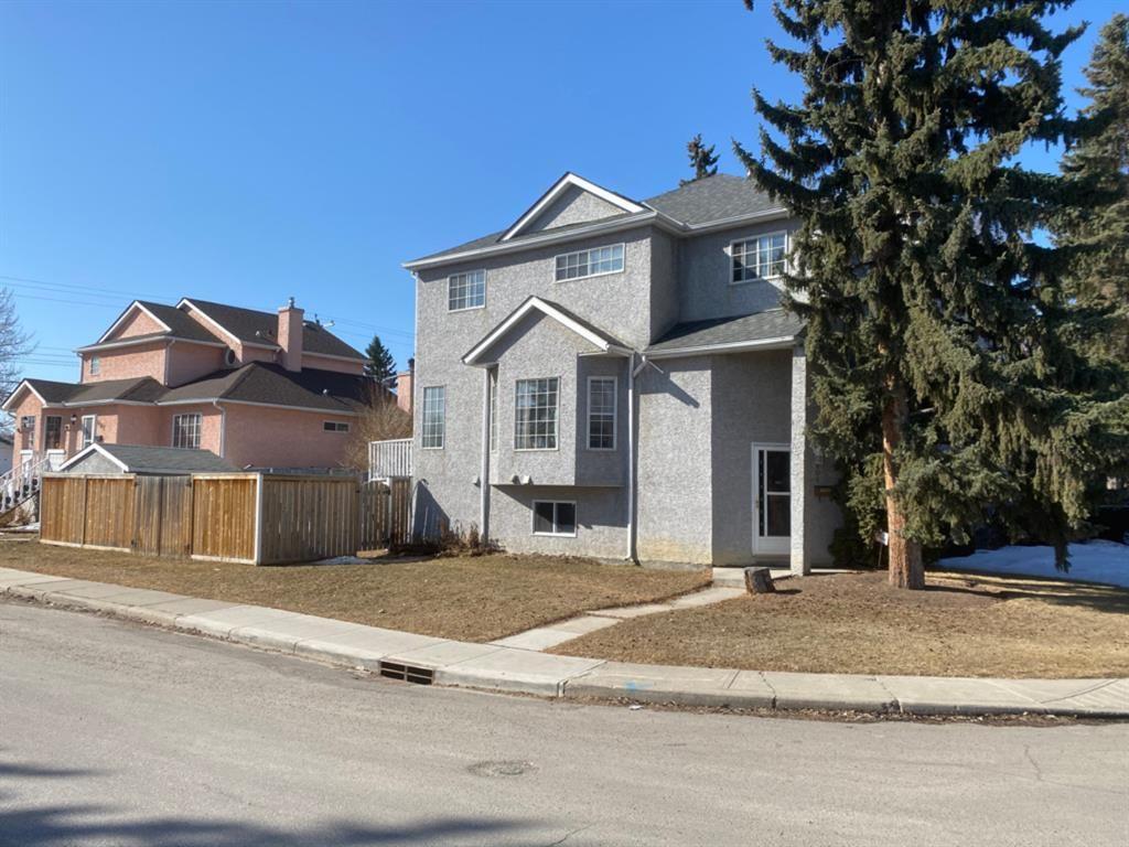 Main Photo: 801 68 Avenue SW in Calgary: Kingsland Semi Detached for sale : MLS®# A1084649