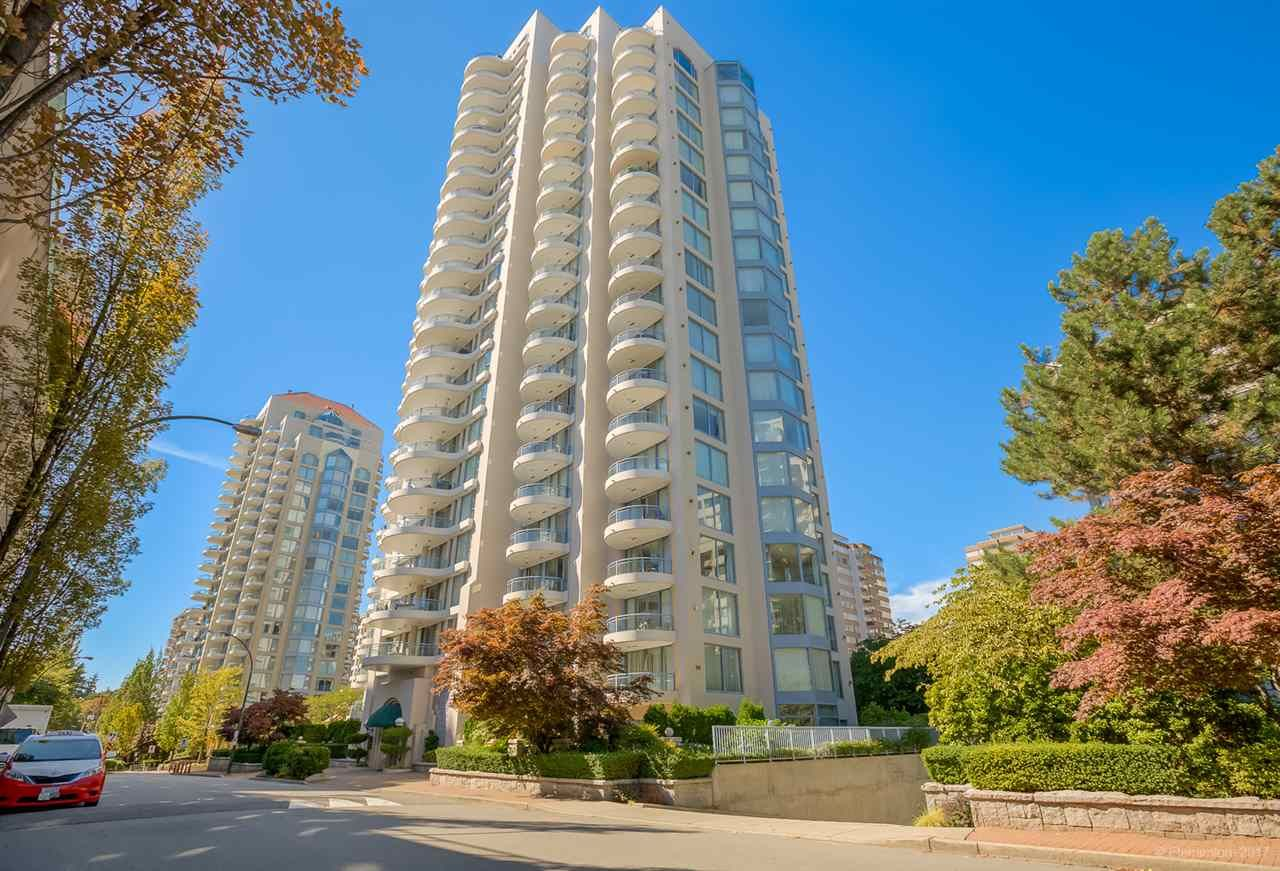 Main Photo: 804 719 PRINCESS STREET in New Westminster: Uptown NW Condo for sale : MLS®# R2205033