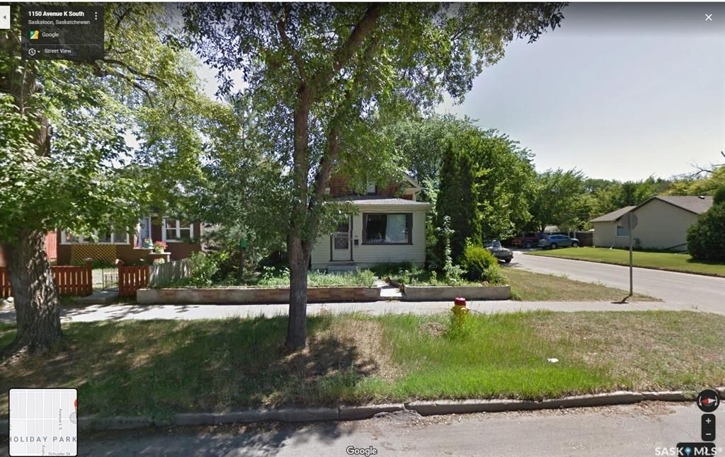 Main Photo: 1150 K Avenue South in Saskatoon: Holiday Park Residential for sale : MLS®# SK809949