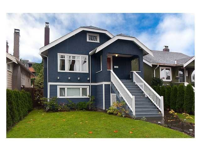FEATURED LISTING: 3323 10TH Avenue West Vancouver