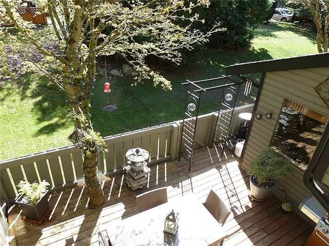 Main Photo: 3446 NAIRN Avenue in Vancouver: Champlain Heights Townhouse for sale (Vancouver East)  : MLS®# V1042758