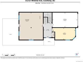 Photo 8: A 2727 Willemar Ave in : CV Courtenay City Half Duplex for sale (Comox Valley)  : MLS®# 867145