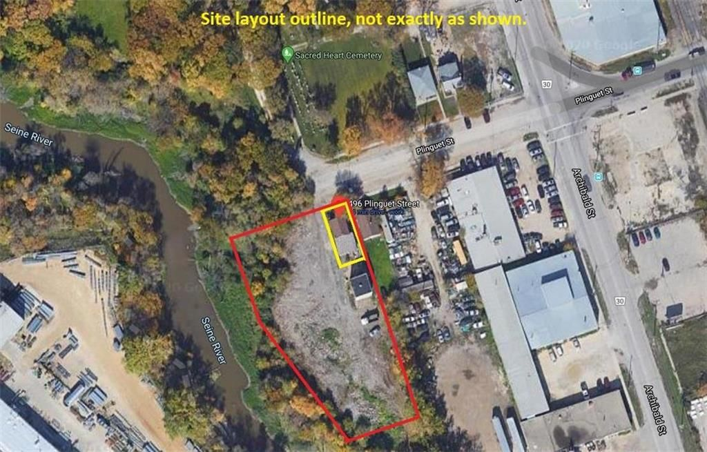 Main Photo: 496 Plinguet Street in Winnipeg: Industrial / Commercial / Investment for sale (2A)  : MLS®# 202020985