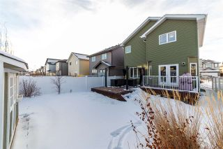 Photo 36: 27 Riviere Terrace: St. Albert House for sale : MLS®# E4229596