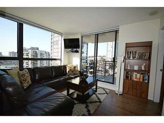 """Photo 2: 1101 833 AGNES Street in New Westminster: Downtown NW Condo for sale in """"The News"""" : MLS®# V1118257"""