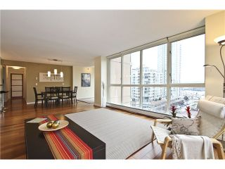 Photo 3: # 902 212 DAVIE ST in Vancouver: Yaletown Condo for sale (Vancouver West)  : MLS®# V1006089