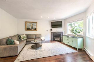 """Photo 1: 20 828 W 16TH Street in North Vancouver: Hamilton Townhouse for sale in """"Hamilton Court"""" : MLS®# R2191452"""
