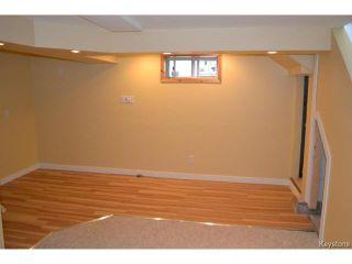 Photo 11: 283 Union Avenue West in WINNIPEG: East Kildonan Residential for sale (North East Winnipeg)  : MLS®# 1320776