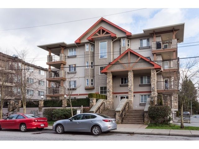 """Main Photo: 412 5438 198 Street in Langley: Langley City Condo for sale in """"CREEKSIDE ESTATES"""" : MLS®# R2021826"""