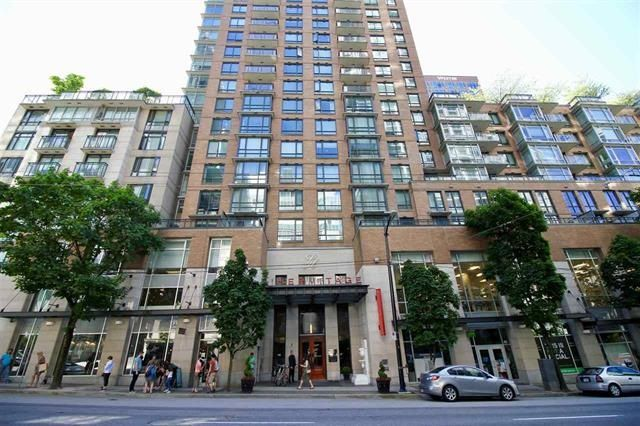 Main Photo: 1206 788 RICHARDS STREET in Vancouver: Downtown VW Condo for sale (Vancouver West)  : MLS®# R2195778