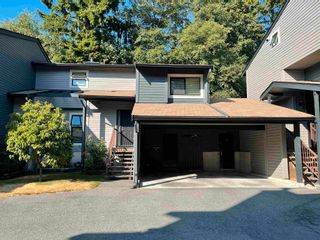 """Main Photo: 7359 PINNACLE Court in Vancouver: Champlain Heights Townhouse for sale in """"Park Lane"""" (Vancouver East)  : MLS®# R2598539"""