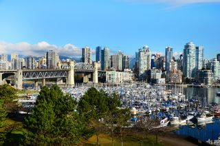 Photo 1: 502 1490 Pennyfarthing Drive in Harbour Cove: False Creek Home for sale ()  : MLS®# V1045657