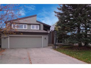Photo 1: 128 PUMP HILL Green SW in Calgary: Pump Hill House for sale : MLS®# C4037555