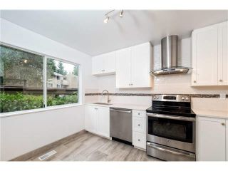 Photo 4: 4691 HOSKINS ROAD in NORTH VANC: Lynn Valley Townhouse for sale (North Vancouver)  : MLS®# V1142690