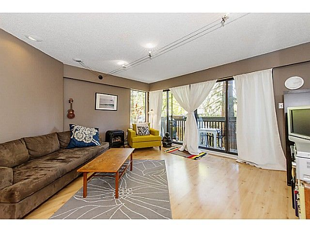 """Main Photo: 211 1274 BARCLAY Street in Vancouver: West End VW Condo for sale in """"BARCLAY SQUARE"""" (Vancouver West)  : MLS®# V1000494"""