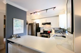 Photo 7: 202 5605 HAMPTON PLACE in Vancouver West: Home for sale : MLS®# R2091593