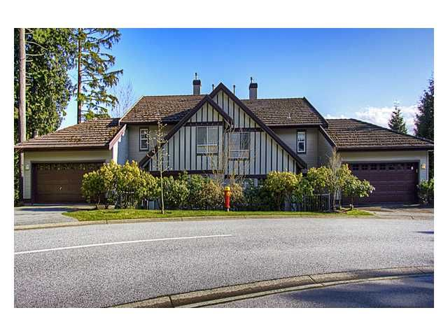 "Main Photo: 2 1486 JOHNSON Street in Coquitlam: Westwood Plateau Townhouse for sale in ""STONEY CREEK"" : MLS®# V936237"