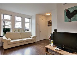 """Photo 3: 106 5568 KINGS Road in Vancouver: University VW Townhouse for sale in """"GALLERIA"""" (Vancouver West)  : MLS®# V1109797"""
