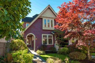 Photo 1: 2236 W 15TH AVENUE in Vancouver: Kitsilano 1/2 Duplex for sale (Vancouver West)  : MLS®# R2319480