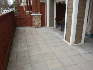 "Photo 9: 109 2484 WILSON Avenue in Port Coquitlam: Central Pt Coquitlam Condo for sale in ""VERDE"" : MLS®# R2028331"
