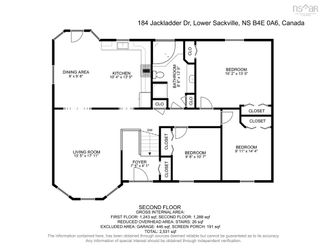 Photo 26: 184 Jackladder Drive in Middle Sackville: 25-Sackville Residential for sale (Halifax-Dartmouth)  : MLS®# 202125825