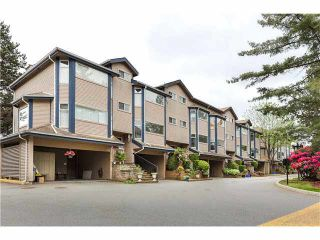 """Main Photo: 39 1195 FALCON Drive in Coquitlam: Eagle Ridge CQ Townhouse for sale in """"THE COURTYARDS"""" : MLS®# V1122846"""