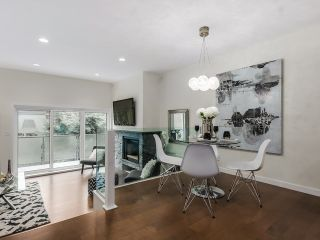 Photo 2: 1614 MAPLE Street in Vancouver: Kitsilano Townhouse for sale (Vancouver West)  : MLS®# R2014583