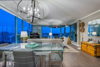 """Photo 6: 1401 120 W 2ND Street in North Vancouver: Lower Lonsdale Condo for sale in """"The Observatory"""" : MLS®# R2526275"""