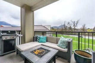 "Photo 35: 312 45761 STEVENSON Road in Chilliwack: Sardis East Vedder Rd Condo for sale in ""PARKRIDGE"" (Sardis)  : MLS®# R2545582"
