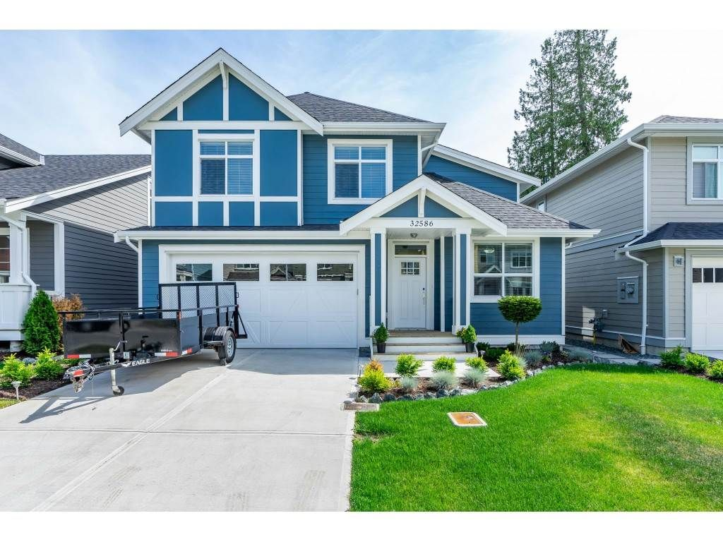 """Main Photo: 32586 ROSS Drive in Mission: Mission BC House for sale in """"Horne Creek"""" : MLS®# R2380391"""