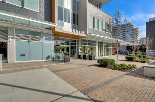 Photo 1: 802-118 Carrie Cates Court in North Vancouver: Lower Lonsdale Condo for sale : MLS®# R2542150