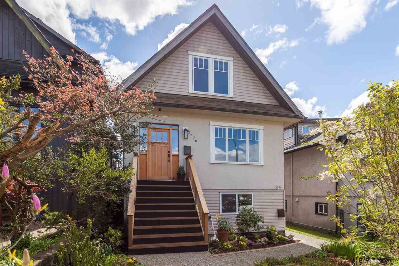 Main Photo: 2576 TRIUMPH STREET in : Hastings Sunrise House for sale (Vancouver East)  : MLS®# R2161063