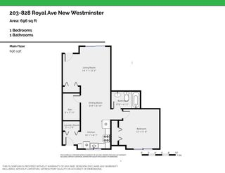 "Photo 19: 203 828 ROYAL Avenue in New Westminster: Downtown NW Townhouse for sale in ""Brickstone Walk"" : MLS®# R2388112"