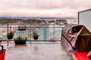 """Photo 4: 2701 1499 W PENDER Street in Vancouver: Coal Harbour Condo for sale in """"West Pender Place"""" (Vancouver West)  : MLS®# R2520927"""