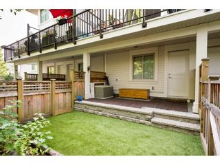 """Photo 20: 21 1708 KING GEORGE Boulevard in Surrey: King George Corridor Townhouse for sale in """"The George"""" (South Surrey White Rock)  : MLS®# R2196864"""