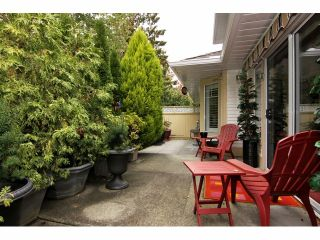 "Photo 18: 25 21138 88TH Avenue in Langley: Walnut Grove Townhouse for sale in ""Spencer Green"" : MLS®# F1323344"