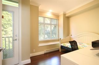 """Photo 10: 220 5588 PATTERSON Avenue in Burnaby: Central Park BS Townhouse for sale in """"DECORUS"""" (Burnaby South)  : MLS®# R2111727"""