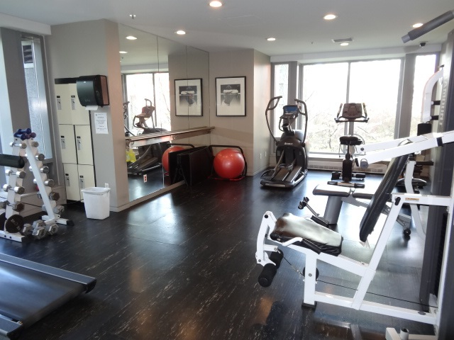 Photo 5: Photos: 1007-1200 W. Georgia St in Vancouver: Coal Harbour Condo for rent (Downtown Vancouver)