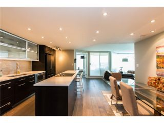 Photo 8: # 602 1311 BEACH AV in Vancouver: West End VW Condo for sale (Vancouver West)  : MLS®# V1072911