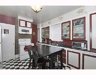 """Photo 2: 2366 CHARLES Street in Vancouver: Grandview VE House for sale in """"COMMERCIAL DRIVE"""" (Vancouver East)  : MLS®# V706768"""