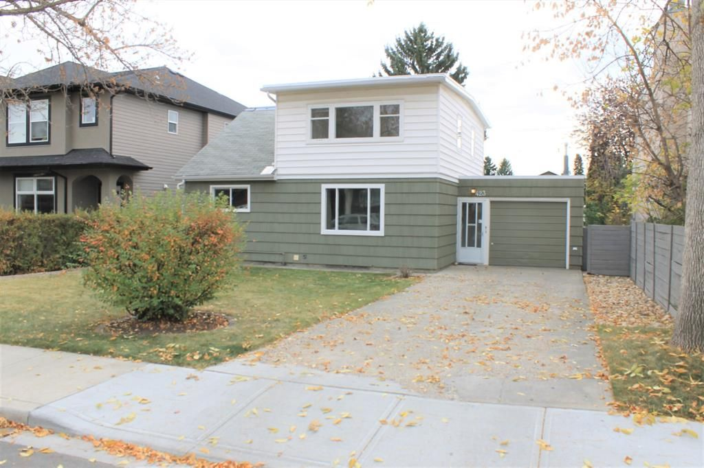 Main Photo: 423 51 Avenue SW in Calgary: Windsor Park Detached for sale : MLS®# A1152145
