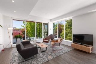 """Photo 2: 305 717 W 17TH Avenue in Vancouver: Cambie Condo for sale in """"Heather & 17th"""" (Vancouver West)  : MLS®# R2581500"""