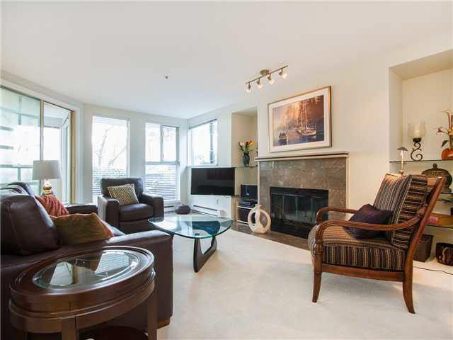 FEATURED LISTING: 102 - 1502 ISLAND PARK Walk Vancouver
