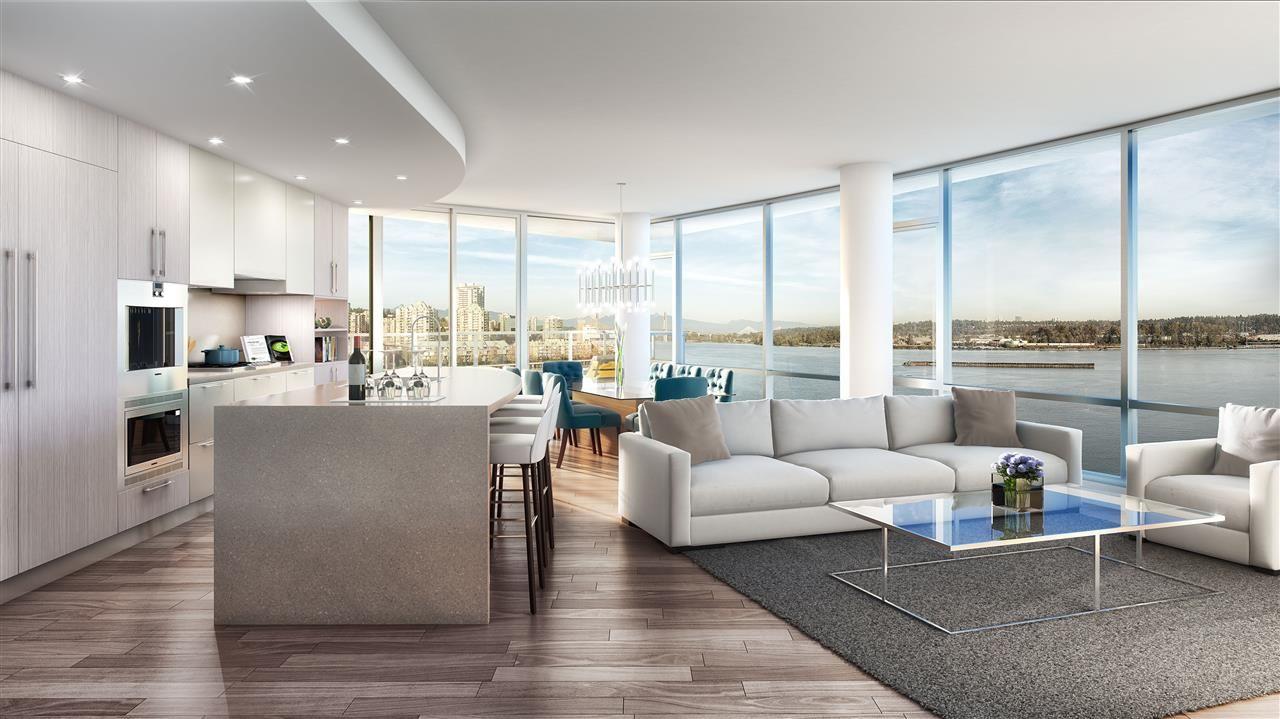 Main Photo: 1003 210 SALTER STREET: Queensborough Home for sale ()  : MLS®# R2111497