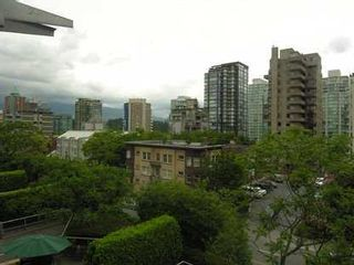 """Photo 8: PH3 1688 ROBSON ST in Vancouver: West End VW Condo for sale in """"PACIFIC ROBSON PALAIS"""" (Vancouver West)  : MLS®# V594205"""