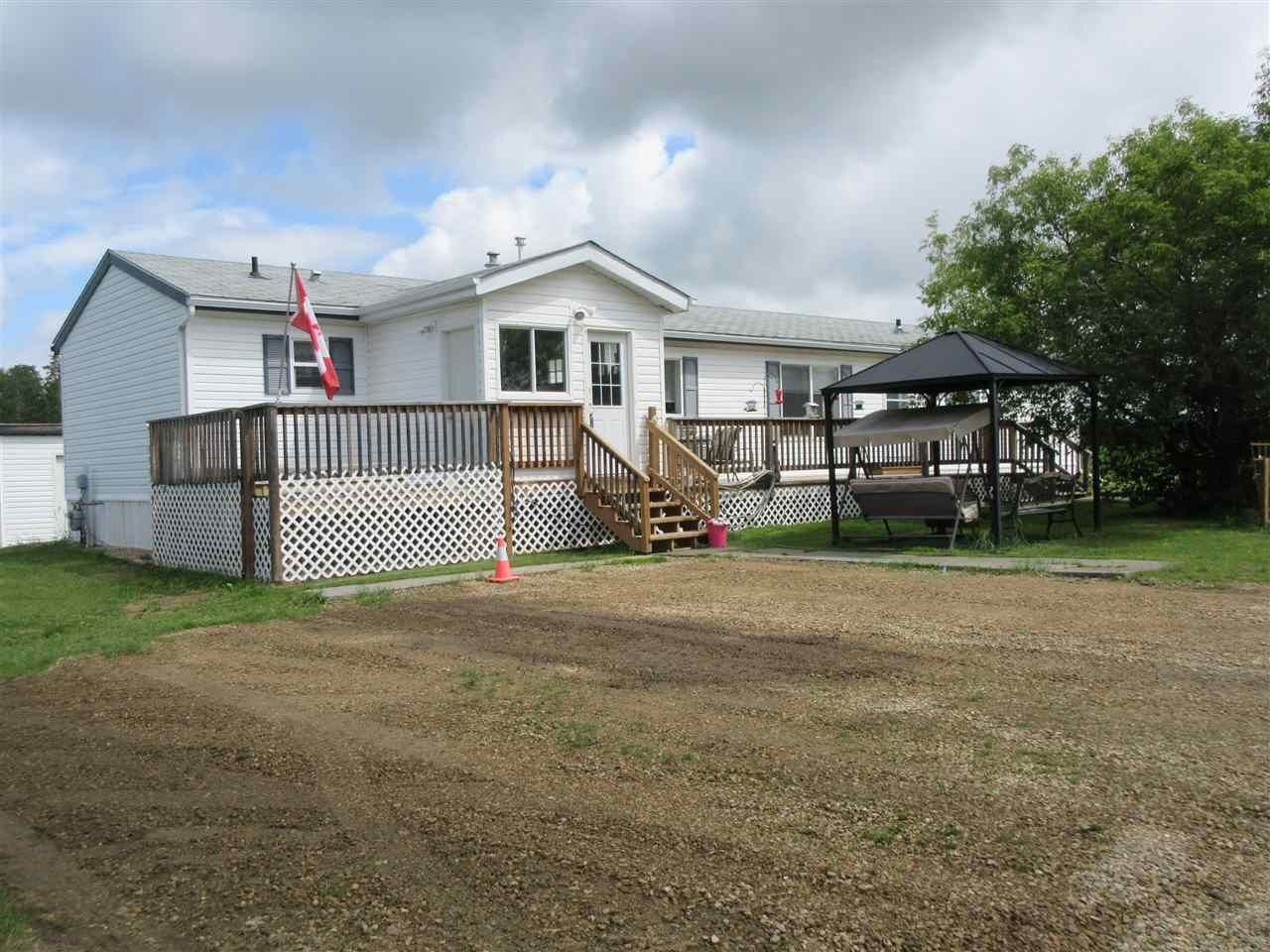 Main Photo: 27332 Sec Hwy 651: Rural Westlock County House for sale : MLS®# E4228685